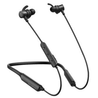 SoundPEATS Bluetooth Headphones Wireless Headset Stereo Neckband Sport Earbuds with Mic