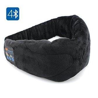 Uneed Ultra Thin Sleep Headphones Headband Style Noise Cancelling Sleep Mask