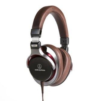 Audio-Technica ATH-MSR7GM SonicPro Hi-res headphones