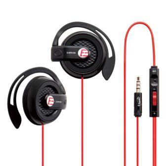 E-books S39 Clip-On Headphones Headset