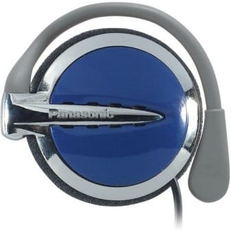 Panasonic RP-HS43 Clip-On Headphones