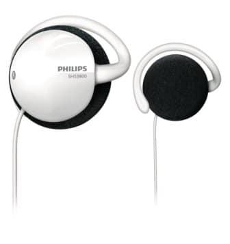 Philips Earclip Headphones SHS3800