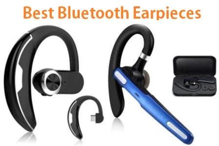 Top 15 Best Bluetooth Earpieces in 2019