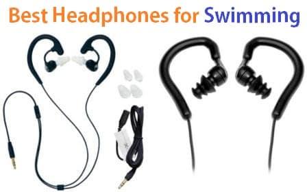 Top 15 Best Headphones for Swimming in 2019