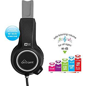Volume Limiting Headphones