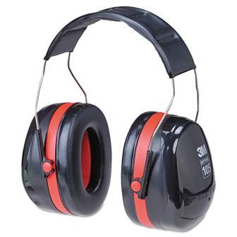 3M Peltor Optime 105 Over the Head Earmuff