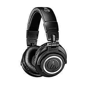 Audio-Technica Wireless Over-Ear Headphones
