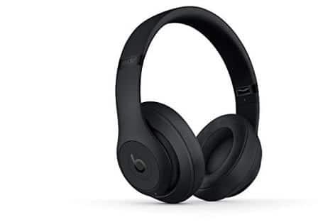 Beats Studio3 Wireless Over-Ear Headphones (Renewed)