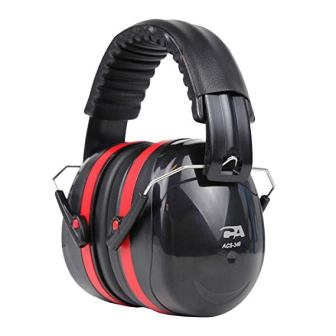 Cyber Acoustic Professional Safety Heavy Duty Ear
