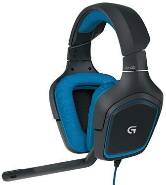 Logitech G430 Surround Sound Gaming Headset