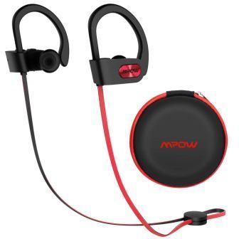 Mpow Waterproof Wireless Sports Earbuds
