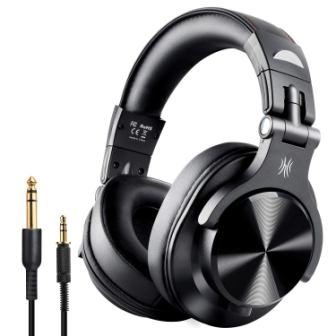 OneOdio A70 Fusion Bluetooth Over-Ear Studio DJ Headphones