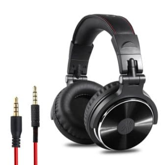 OneOdio Closed Back Over-Ear Professional Headphones