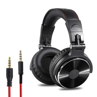 OneOdio Closed Back Over-Ear Stereo Monitor Headphones