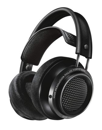 Phillips Fidelio X2HR Over-Ear Open-Air Headphones