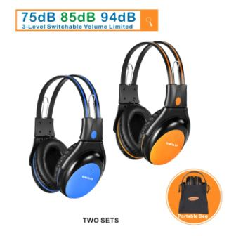 Dodge Journey Compatible Wireless Headphone