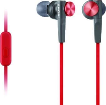 SONY EXTRABASS EARBUD HEADSET