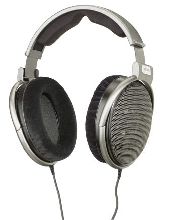 Sennheiser HD 650 Open Back Headphones