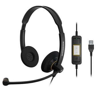 Sennheiser SC 60 USB ML (504547) Double-Sided Business Headset