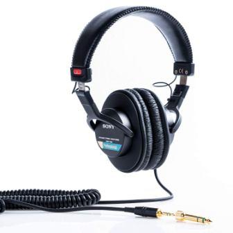 Sony MDR 7506 Professional Headphones