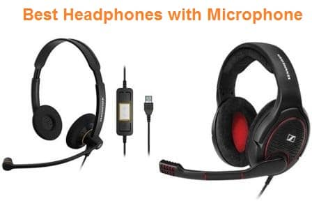 Top 15 Best Headphones Microphone In 2020 Complete Guide