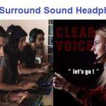 Top 15 Best Surround Sound Headphones in 2020