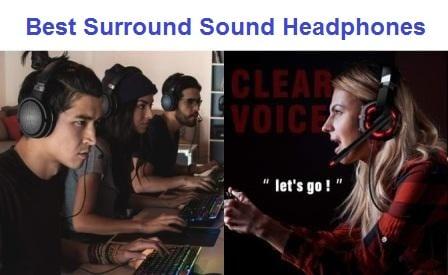 Top 15 Best Surround Sound Headphones in 2019