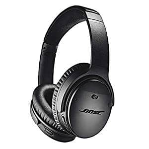 Bose QuietComfort Wireless Bluetooth Headphones