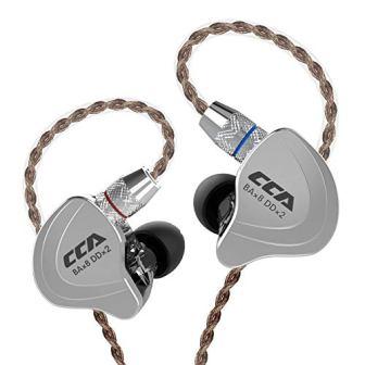 CCA C10 HiFi 5 Drivers Hybrid in-Ear Monitors