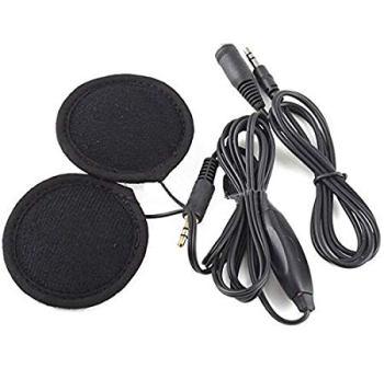 E-Bro 3.5mm Motorcycle Helmet Speaker Headphones