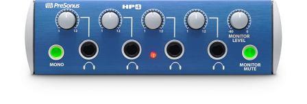 PreSonus HP4 4-Channel Compact Headphone Amplifier
