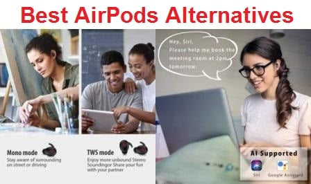 Top 15 Best AirPods Alternatives in 2019