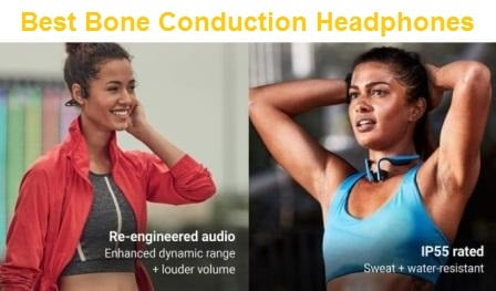 Top 15 Best Bone Conduction Headphones in 2019