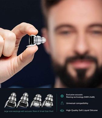 Top 15 Best ear plugs for Musicians in 2019