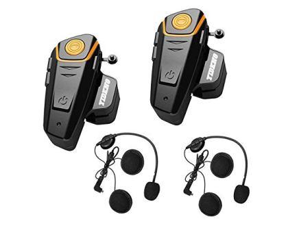 Yideng Bluetooth Headset Intercom Motorcycle Helmet interphone BT-S2