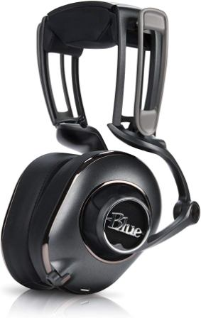 Blue Mix-Fi DJ Headphones