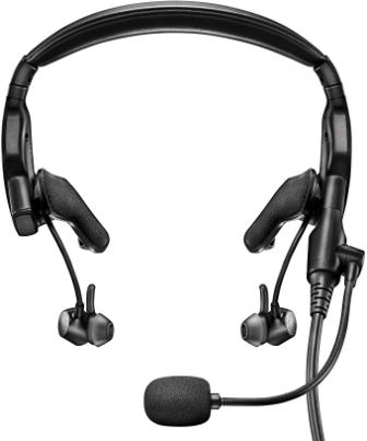 Bose ProFlight Aviation Headset, with 6-pin plug