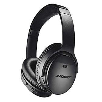 Bose Quiet Comfort 35 II Wireless Bluetooth Headphones (Top Pick)
