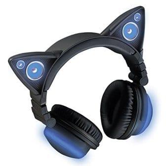 Brookstone Cat Ear Headphones (Wired)