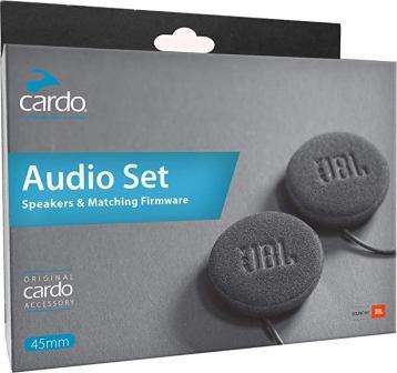 Cardo Motorcycle 45mm Audio Set