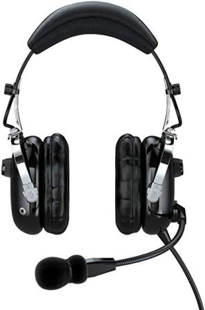 Faro G2 ANR (Active Noise Reduction) Premium Pilot Aviation Headset