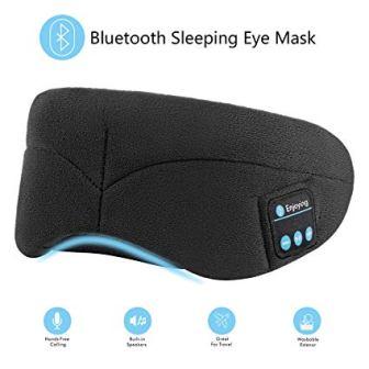 HIGHER Sleep Mask Headphones