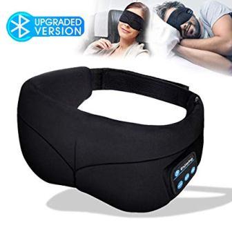 HIGHEVER Unisex Sleep Headphones