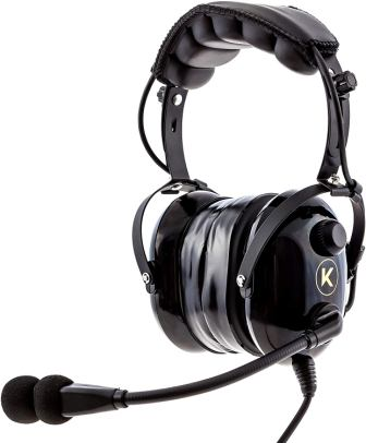KORE AVIATION KA-1 Premium Gel Ear Seal PNR Pilot Aviation Headset
