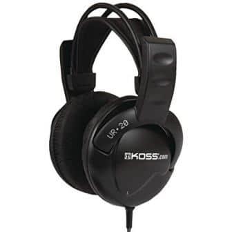 Koss UR-20 Home Headphones