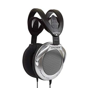 Koss UR40 Collapsible Over-Ear Headphones