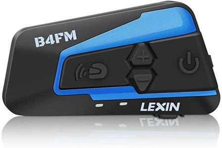 LEXIN LX-B4FM 4 Riders Motorcycle Intercom
