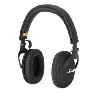 Marshall FX Monitor Wired Headphones with Mic and Volume Control
