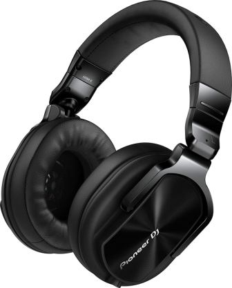 Pioneer Pro DJ Headphone, 4.1 x 10.2 x 10.4 inches