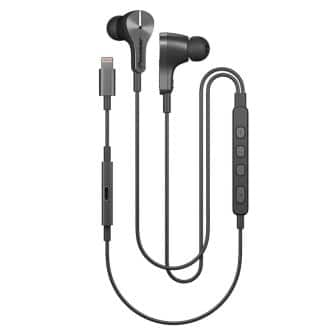 Pioneer Rayz Plus Active Noise Cancelling Wired Earphones with Microphone